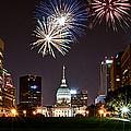 St. Louis Under Fire by Deborah Klubertanz