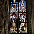 St Ludmilla Glass by Brenda Kean