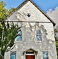 St. Luke African Methodist Episcopal Church - Ellicott City Maryland by Kim Bemis