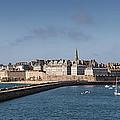 St Malo by Nigel R Bell