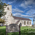 St Marcella's Church by Adrian Evans
