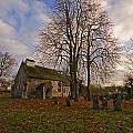 St Margaret Of Antiochs Church Linstead by Darren Burroughs