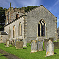 St Margaret's Church - Wetton by Rod Johnson