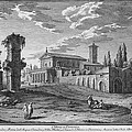 St Maria In Domenica by Giuseppe Vasi