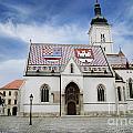 St. Mark's Church by Jelena Jovanovic