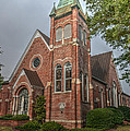 St Mary Catholic Church by Dale Powell