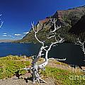 St. Mary Lake - Glacier Np by Cindy Murphy - NightVisions