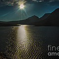 St Mary Lake by Robert Bales
