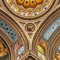 St. Mary Of The Angels Splendor by Lindley Johnson