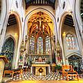 St Mary's Catholic Church - The Altar by Yhun Suarez