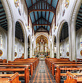St Mary's Catholic Church - The Nave by Yhun Suarez