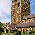 St Mary's Church Conway by Mark Llewellyn
