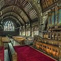 St Marys Church Organ by Ian Mitchell