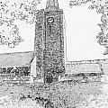 St Marys Church Tenby by Steve Purnell