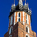 St. Mary's Church Tower by Pati Photography