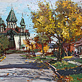 St. Marys Ukrainian Catholic Church by Ylli Haruni