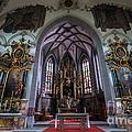 St. Maurice Church - Appenzell - Switzerland by Gary Whitton