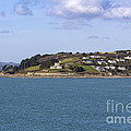 St Mawes Castle by Brian Roscorla