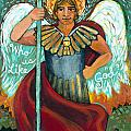 St. Michael The Archangel by Jen Norton