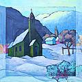 St Michaels by Theresa Tahara