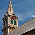 St Olaf Steeple by David and Carol Kelly