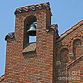 St Patrick Parish Bell Tower by Ann Horn