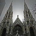 St. Patricks Cathedral  by Angela Wright