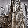 St. Patricks Cathedral  by David Dehner