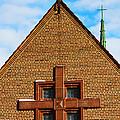 St Patricks Church by Sylvia Thornton