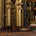 St Paul Cathedral Interior by Dave Oliver