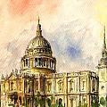 St Paul Cathedral by Juan  Bosco