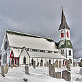 St. Paul's Anglican Church by Crystal Fudge