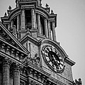 St Pauls Clock Tower by Heather Applegate