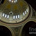 St. Paul's Dome by Margaret Collins