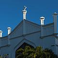 St Paul's In Key West by Ed Gleichman