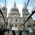 St Paul's Reflected by Wendy Le Ber