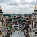 St Paul's View by Richard Gibb