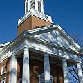 St. Pauls's Memorial Church Charlottesville by Jason O Watson