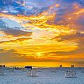 St. Pete Beach Sunset by Lance Raab