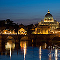 St. Peters Basilica by David Davis