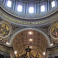 St. Peters Basilica Vatican City Rome Italy by Patricia E Sundik