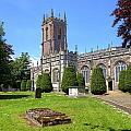 St Peter's Church - Tiverton by Joana Kruse