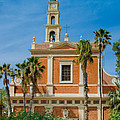 St. Peter's Church In Jaffa by David Morefield