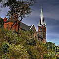 St. Peter's Of Harpers Ferry by Lois Bryan