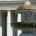 St Peters Square Fountain by Jeremy Voisey
