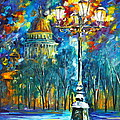 St. Petersburg New by Leonid Afremov