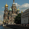 St Petersburg Russia by Philip Shone