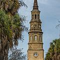 St. Philip's Episcopal Church Charleston Sc by Dale Powell