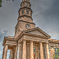 St. Philip's Episcopal Church In Charleston by Dale Powell