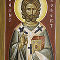 St Robert by Julia Bridget Hayes